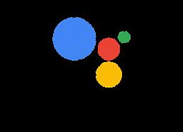 Logo de Google Actions